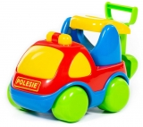 Excavator pentru copii mici 61669 Carat Polesie