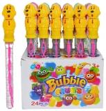 Baloane de sapun, model tub Catel, diverse culori