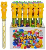 Baloane de sapun, model tub Ursulet, diverse culori