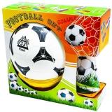 Set antrenament Fotbal cu 4 jaloane, 4 conuri si minge