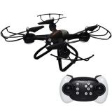 Drona RC cu leduri, 27 cm, neagra, Smart X-28