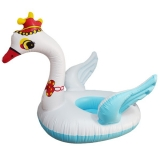 Colac gonflabil baie copii, 69 cm, lebada