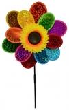 Morisca de vant, floare dubla, diametru 38 cm