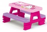 Masa cu bancute pentru 4 copii, Unicorn Dolu