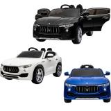 Masina cu acumulator, Maserati Levante, diverse modele