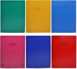 Caiet matematica, A4, 80 file, coperta PP, diverse culori, Nebo