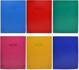 Caiet dictando, A4, 80 file, coperta PP, diverse culori, Nebo