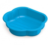 Cutie pentru nisip, bleu, 3044 Dolu