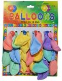 Baloane multicolore, 2.2 g, 24 buc/set