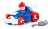 Masina Formula 1 F1 demontabila cu pilot 77127 Polesie