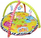 Covoras de joaca bebelusi, cu accesorii