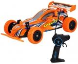 Masina de curse cu telecomanda RC, AC, culoare portocaliu, Motion Climbing Cross Country