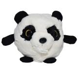 Pusculita plus, 19 cm, ursulet panda muzical