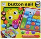 Joc creativitate mozaic, Button nail