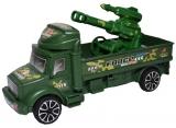 Jucarie Camion militar cu tun si racheta