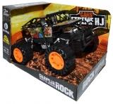 Jucarie Jeep cu frictiune, model Grafitti, in cutie