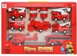 Set de joaca Pompieri cu vehicule