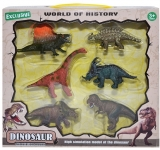 Figurine dinozauri, 6 buc/cutie