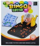 Joc Bingo, 90 numere