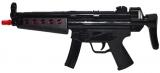 Jucarie Pistol mitraliera MP5 cu baterii