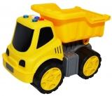 Jucarie Camion cu baterii, 17.5 cm