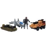 Set de joaca Armata, vehicule si figurina