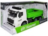Jucarie Camion cu frictiune, in cutie