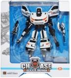 Jucarie Robot transformabil, politie
