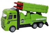 Jucarie Camion militar din metal si rachete