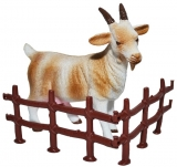 Figurina capra, de colectie