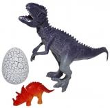 Figurina dinozaur cu ou, de colectie