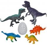 Figurine dinozauri si ou