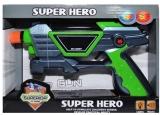 Pistol cu baterii