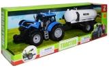 Jucarie Tractor cu baterii si cisterna