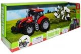 Jucarie Tractor cu baterii si disc