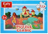 Puzzle Clasic, 117 piese, Katy
