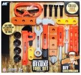 Set de joaca Unelte si accesorii, 18 buc/cutie