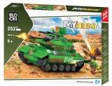 Joc constructie, My Army, Tanc, 253 piese Blocki