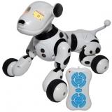 Robot catel vorbitor cu telecomanda RC si AC, 24 cm Robot Dog