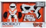 Set de joaca Robot si pistol cu laser