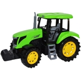 Tractor copii, 34 cm, verde