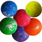 Minge Springball Sprenkel, 7 cm, diverse modele, Juwa