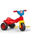 Tricicleta copii, color, cu pedale, Dolu