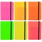Notes A6 cu elastic 80 file Neon