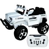 Jeep cu acumulator, RC, 4 motoare, 12V