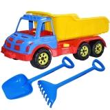 Camion cu lopata si grebla, 60 cm