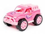 Jucarie Jeep roz 78278 Legion Polesie