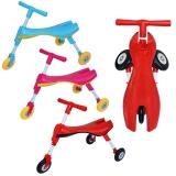 Tricicleta pliabila din metal + PVC, diverse modele, 60 cm