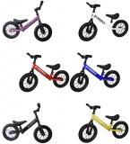 Bicicleta din metal, fara pedale, roti cauciuc Panma