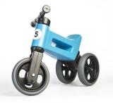 Bicicleta copii, fara pedale, Rider Sport 2 in 1, albastru, Funny Wheels